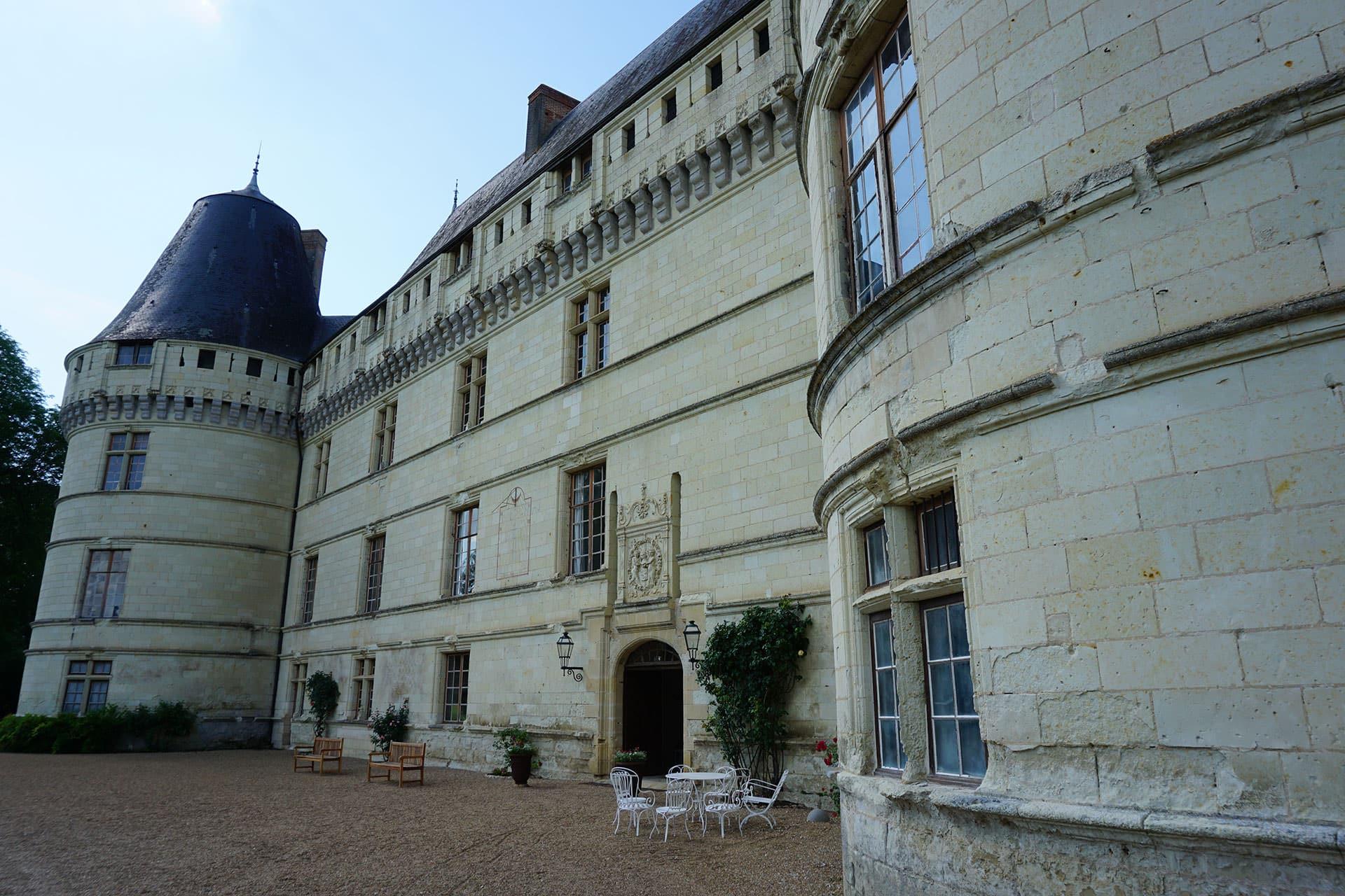 château Centre-Val de Loire
