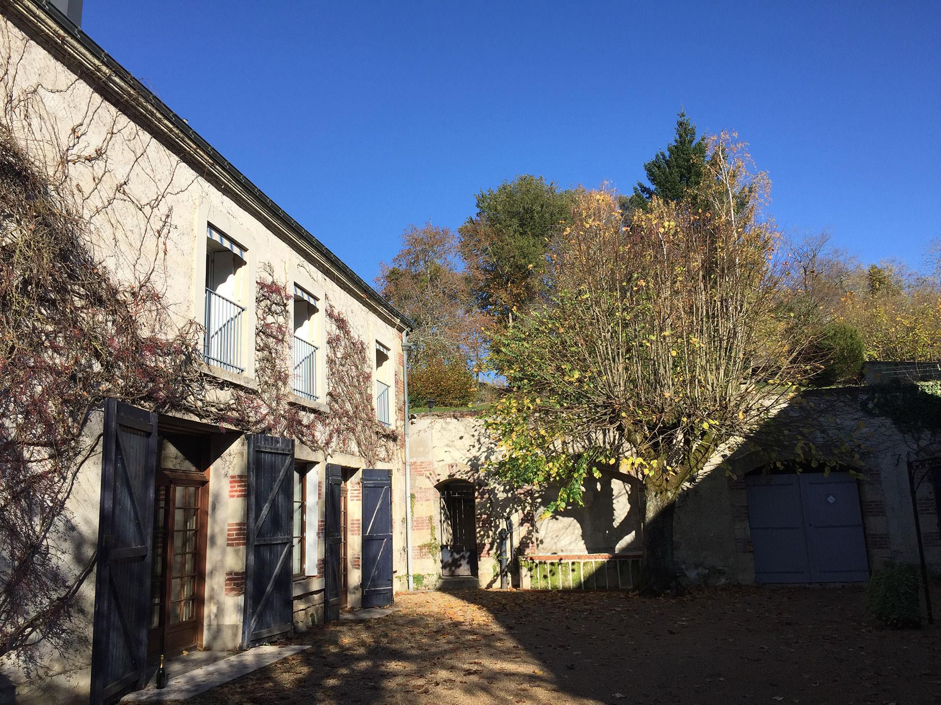 maison hôtes Amboise