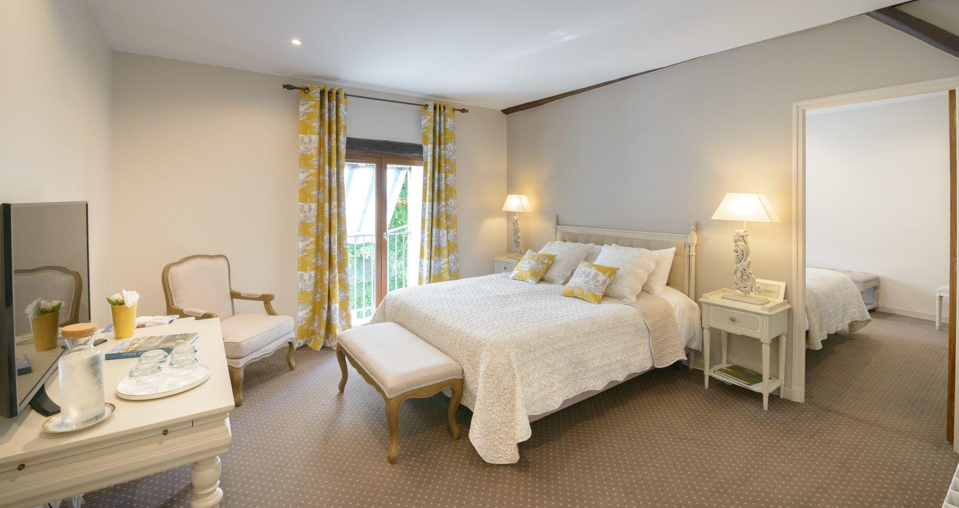 Chambre d'hôtes Amboise tout confort en Indre-et-Loire