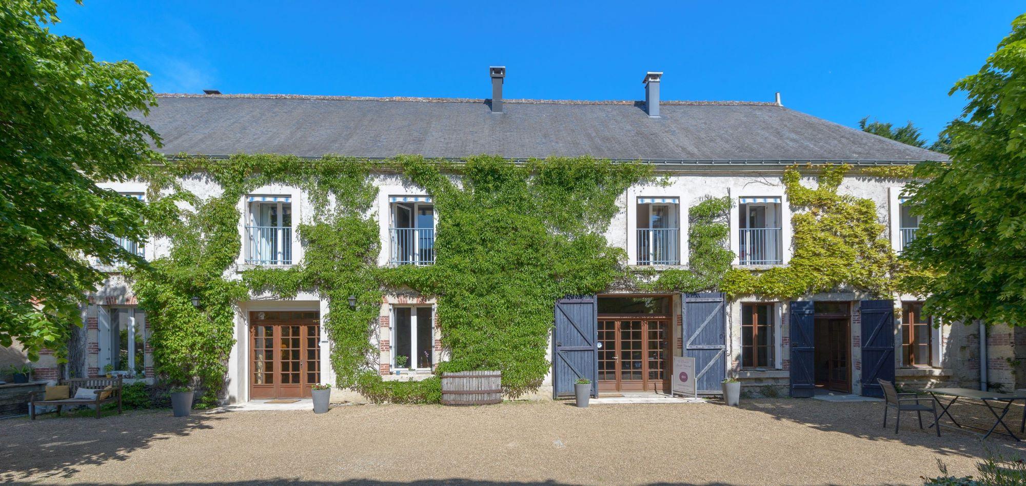 Chambre d'hôtes de charme La Closerie Saint-Vincent Indre-et-Loire
