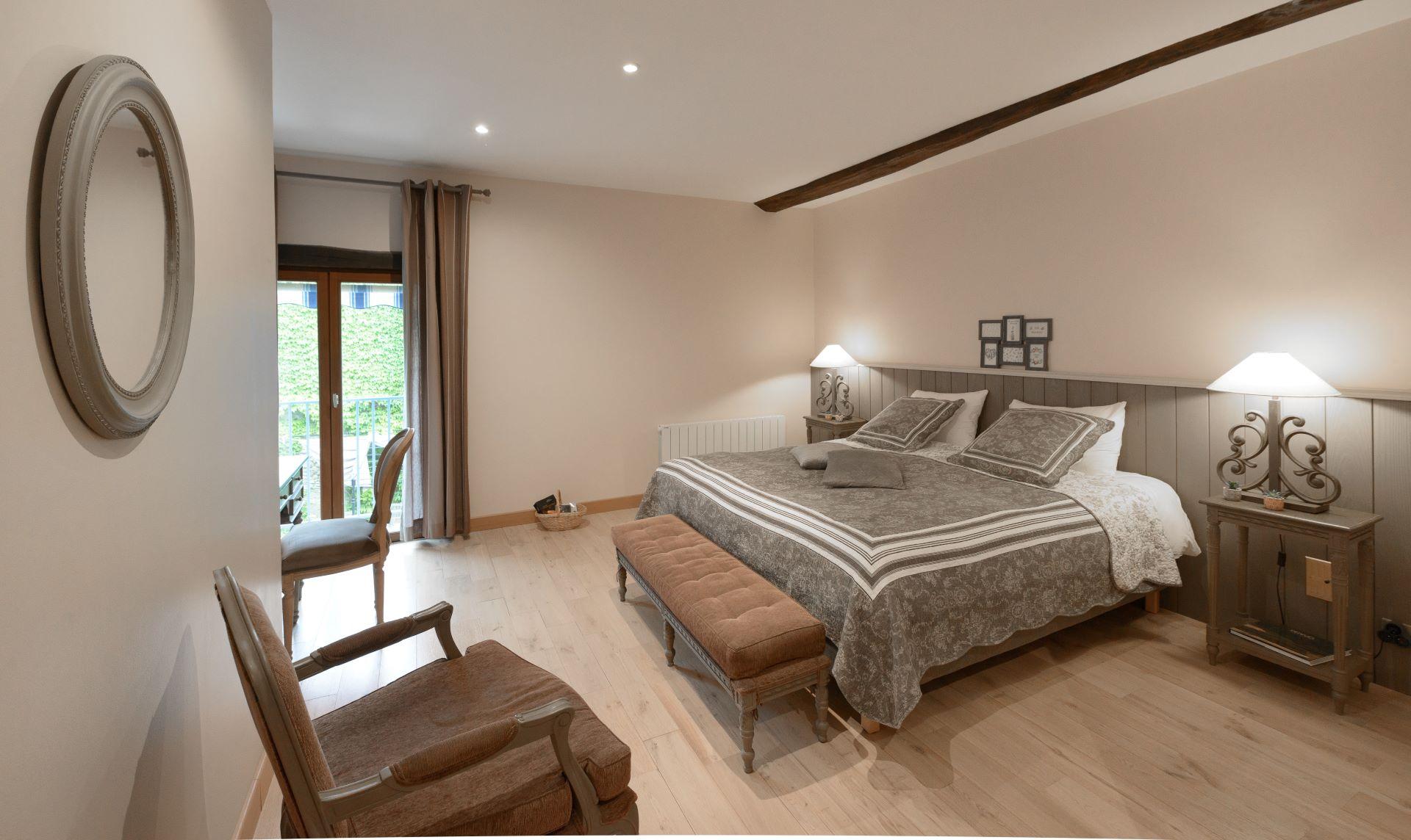 Chambre d'hôtes tout confort à Amboise en Indre-et-Loire